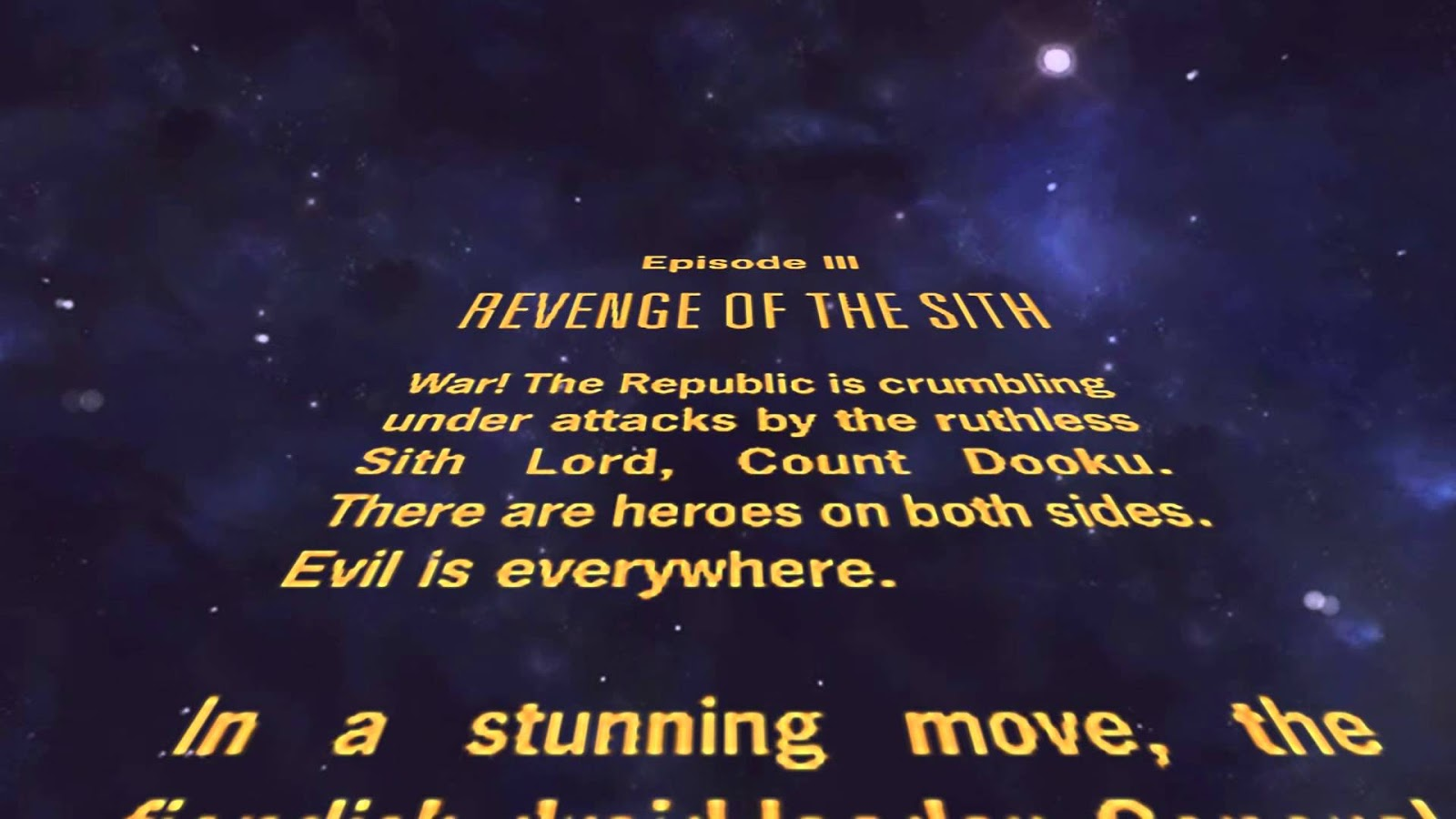 Alyssa Ruins Everything Revenge Of The Sith
