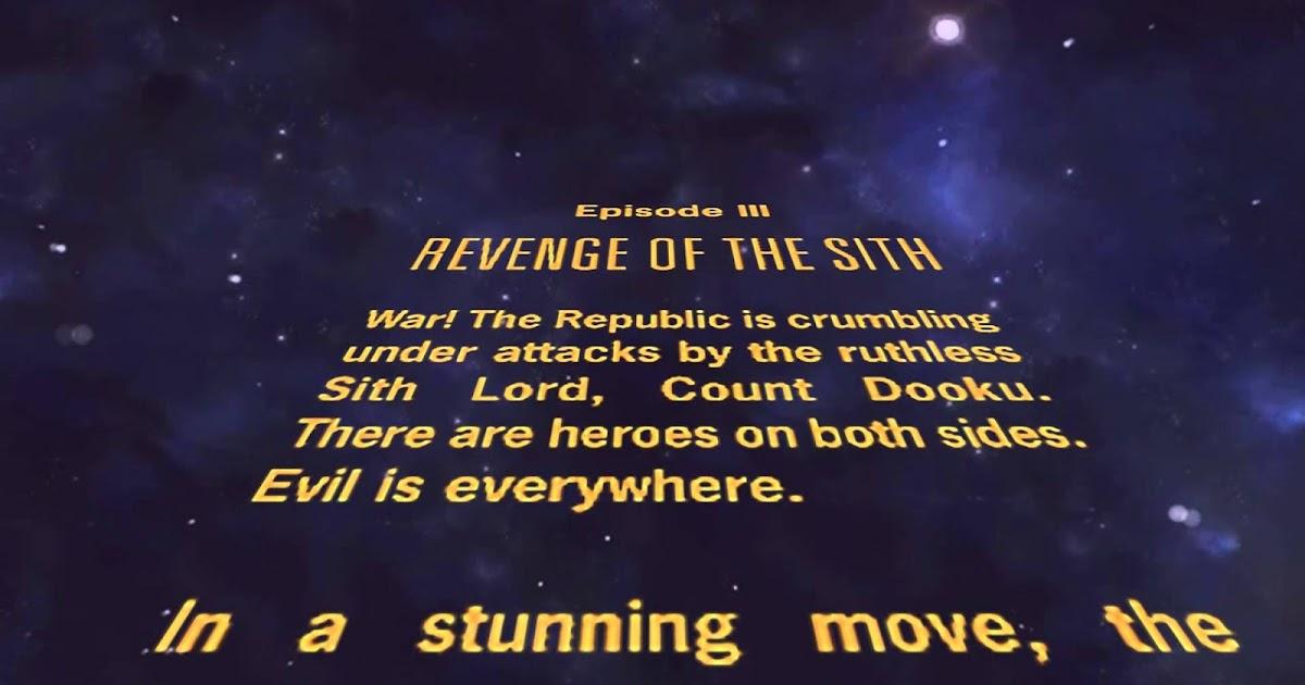 Alyssa Ruins Everything Revenge Of The Sith