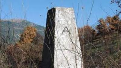 Περίεργο περιστατικό στα σύνορα Ελλάδας-ΠΓΔΜ: Άγνωστοι αφαίρεσαν 105 κολόνες στην οριογραμμή