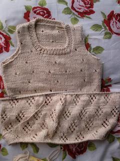 07fa15ed7 ATELIÊ ALDINÉIA ALMEIDA: Vestido em tricô (adulto)