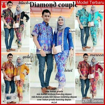 ZBT05309 Kebaya Batik Couple Diamond Gradiasi Ivan BMGShop