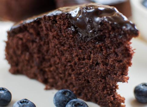 Kakaowe ciasto z cukinią na weekend
