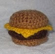 http://www.ravelry.com/patterns/library/mini-cheeseburger-cat-toy