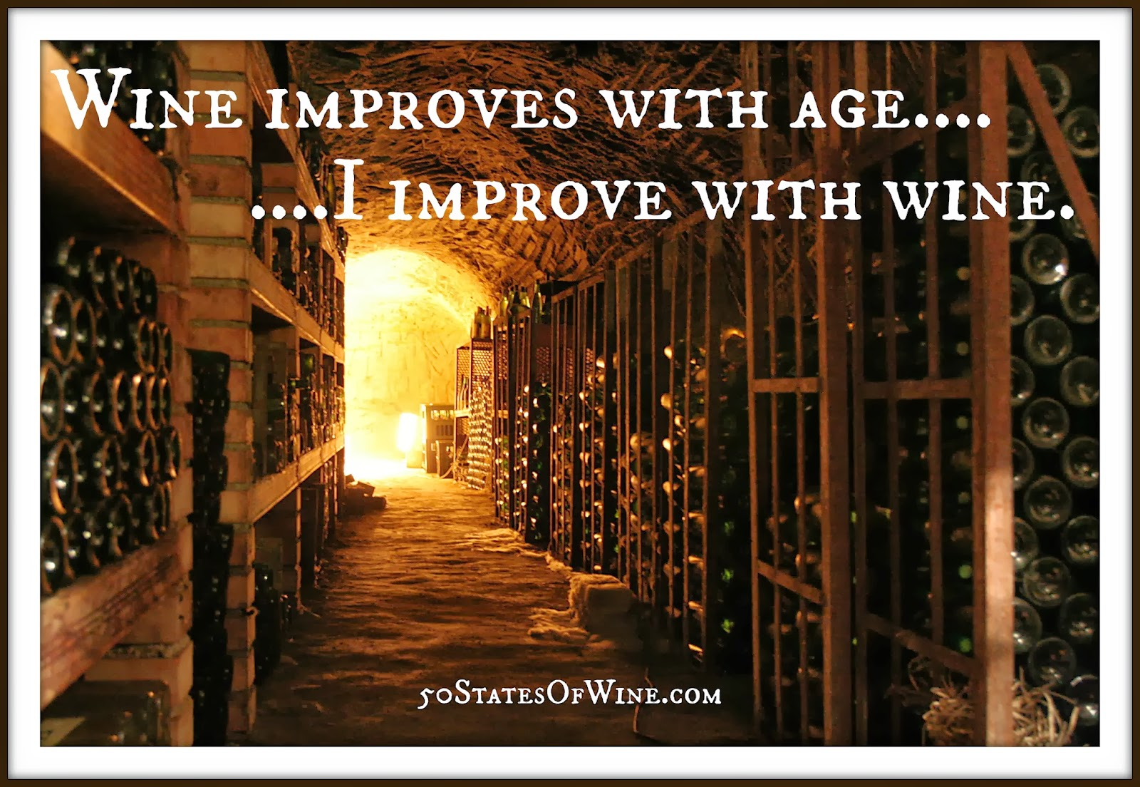 Improve with Wine