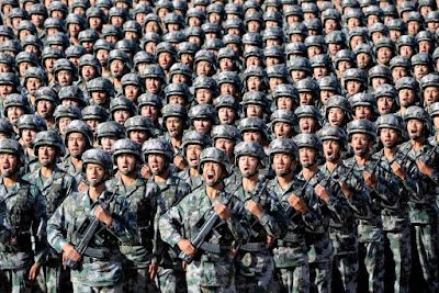 China - Top 10 Largest Armies In The World