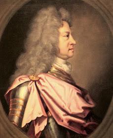 George I by Sir Godfrey Kneller c1715