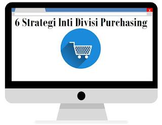 6 (Enam) Strategi Inti (Core) Divisi Purchasing-Salah Satunya Adalah Manajemen Resiko