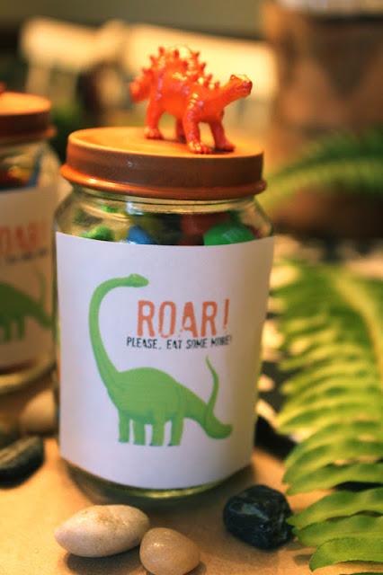 Create Studio Roar Dinosaur Party