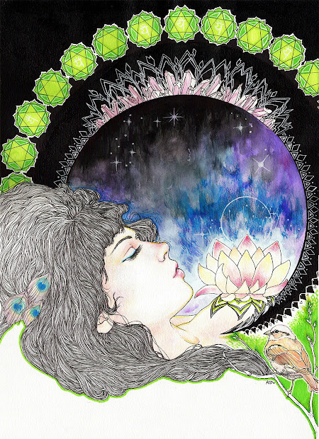 Tarot Potions And Psychedelic Magick Spells Kaleidoactive Mushroom Mandala Goddess Practice