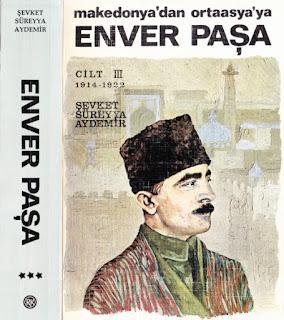 Şevket Süreyya Aydemir - Enver Paşa - Cilt 3 Makedonya'dan Ortaasya'ya 1914-1922