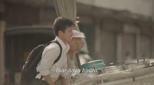 Unsung hero, iklan video yang bikin menangis