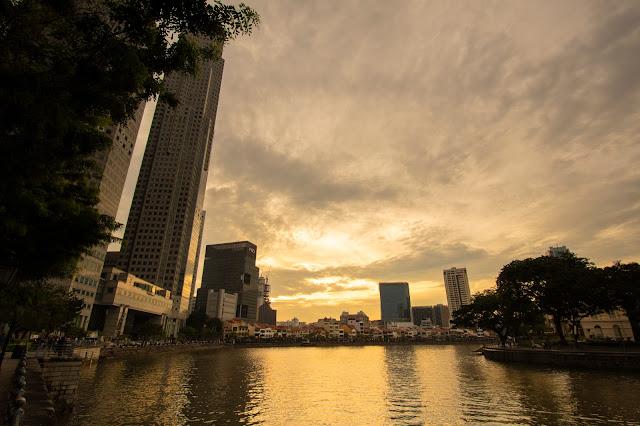 Boat Quay-Singapore
