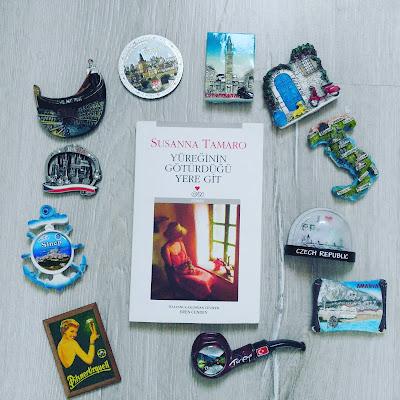 sule uzundere blog  SUSANNA TAMARO – YÜREĞİNİN GÖTÜRDÜĞÜ YERE GİT kitap yorumu