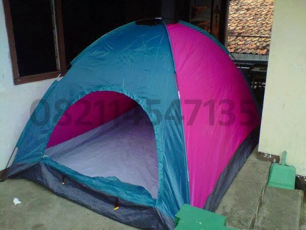 harga tenda dome kapasitas 6 orang
