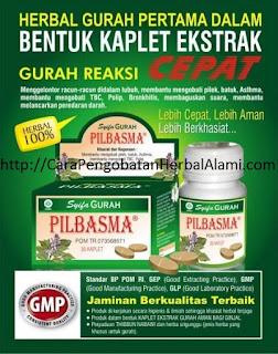 Jual PILBASMA obat Herbal alami Syifa Gurah Asli Original tradisional