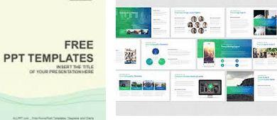 Nih Rekomendasi Website Tempat Gratis Download Template Powerpoint Premium