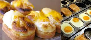 Resep Membuat Gyeran-Ppang (계란빵) (Roti Telur Korea)