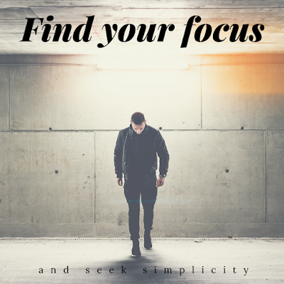 Focus and Simplicity Quote