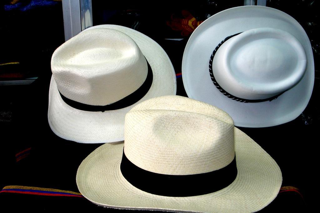 Sombreros en lona linea económica. 14c1d7b9293
