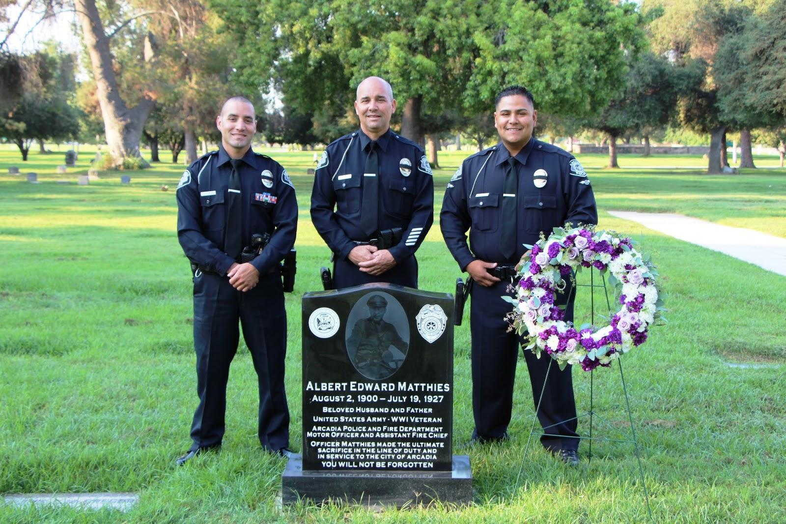 Arcadia Police Department News & Information Blog: July 2013