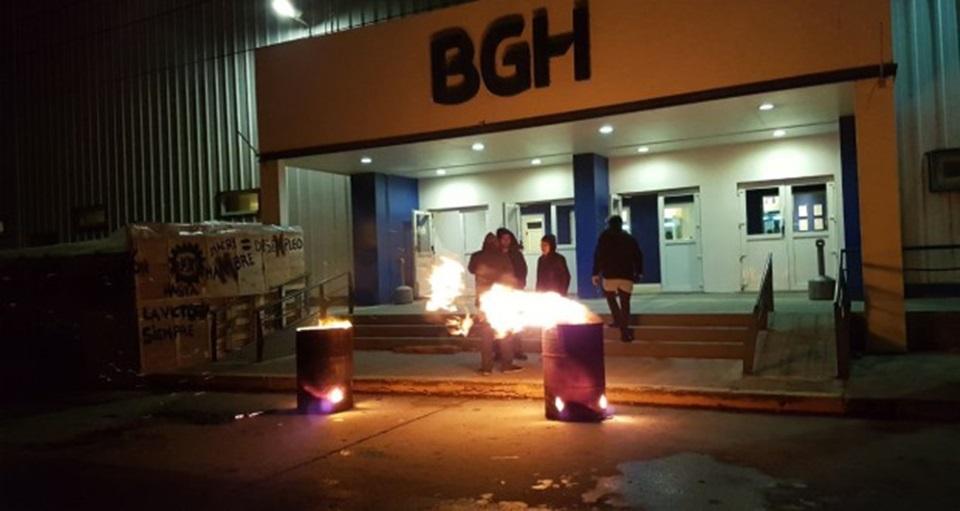Paro total de la UOM en Rio Grande | Cronicas Fueguinas