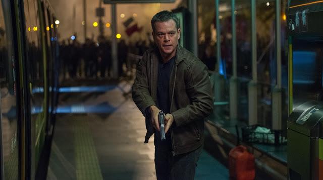 Jason Bourne | Matt Damon filma cena de perseguição em Las Vegas Boulevard + Clipes e imagens inéditas