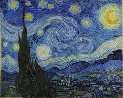Lukisan The Starry Night