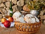 Pan de Pueblo con Sidra Asturiana y Avena