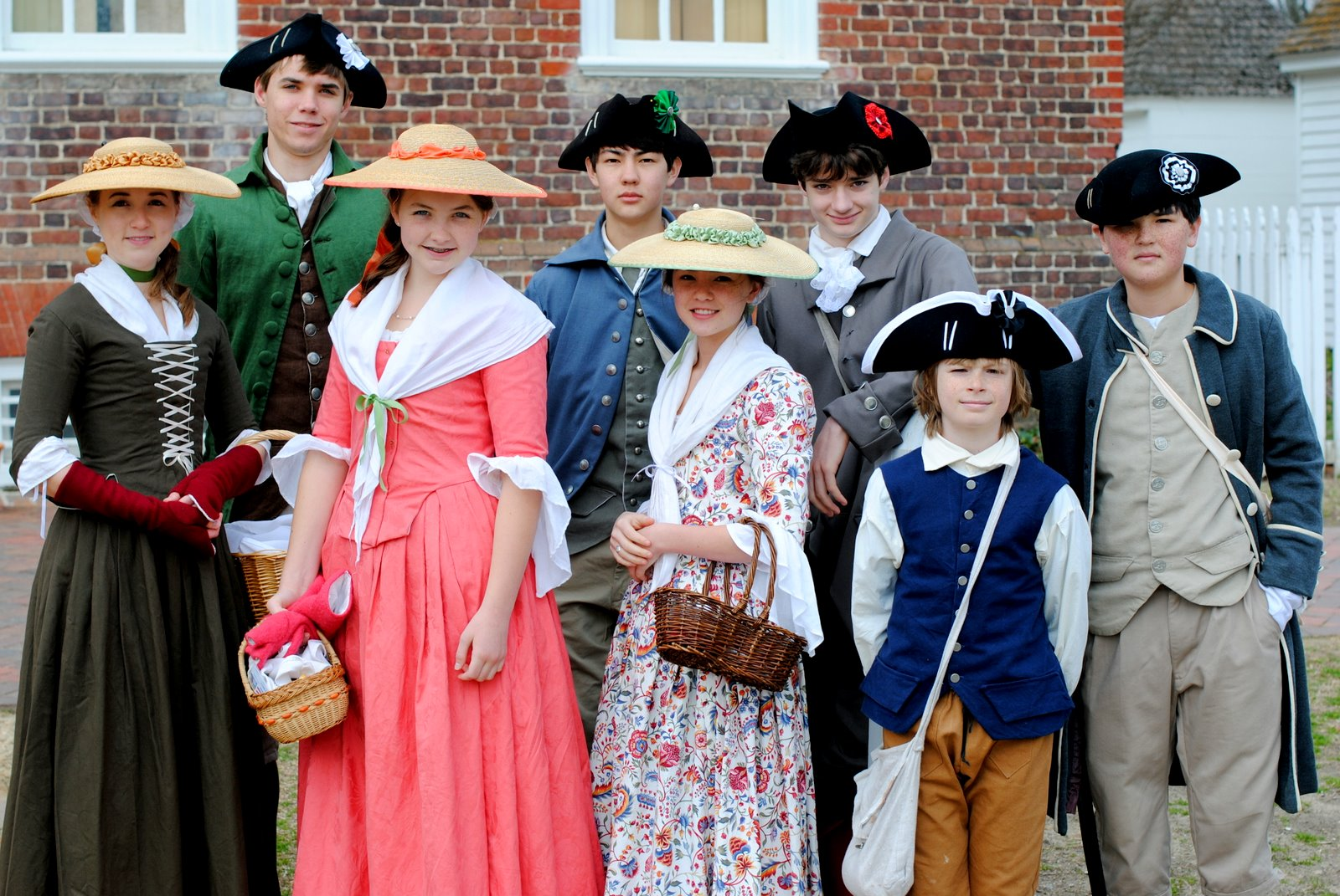 The Church Cook Colonial Williamsburg Part 1 Of 3