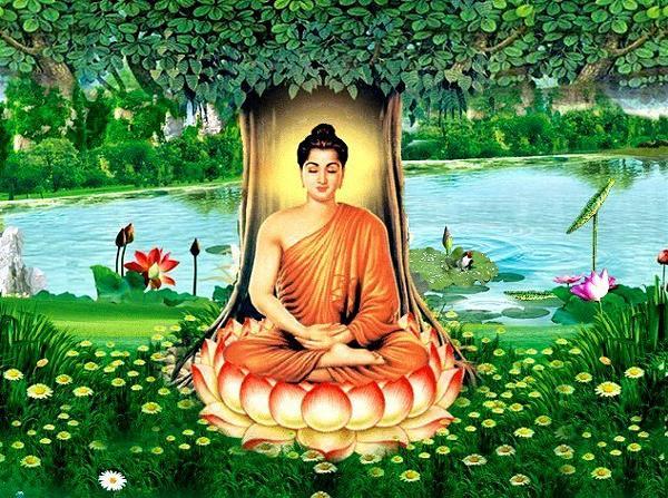 Sau khi Thành Đạo - ĐỨC PHẬT và PHẬT PHÁP - Đạo Phật Nguyên Thủy (Đạo Bụt Nguyên Thủy)