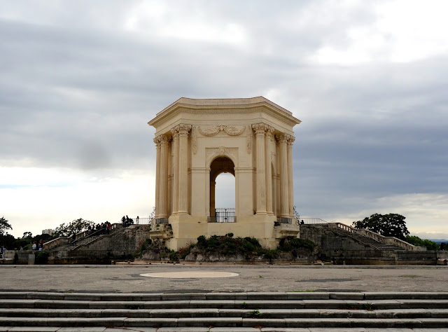 Place Royale du Peyrou, Montpellier, France
