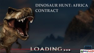 Dinosaur Hunt Africa Contract MOD APK (Unlimited Coins)