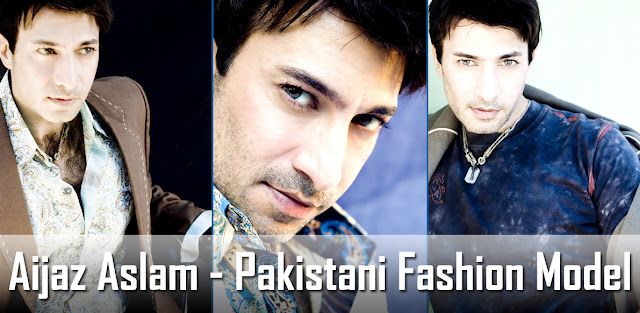 Current Pak World Aijaz Aslam Pakistani Fashion Model And Designer
