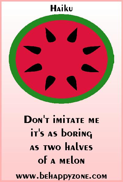 Haiku Poems About Human Nature