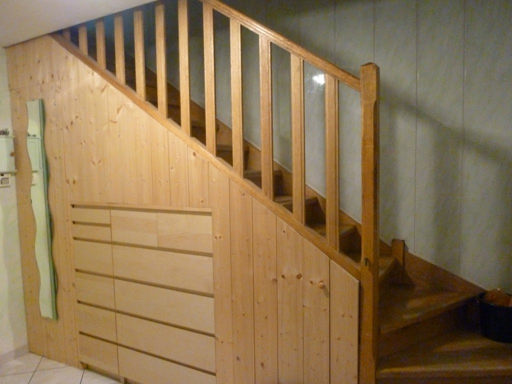 Ecm Renovation Escalier Comment Aménager Le Dessous