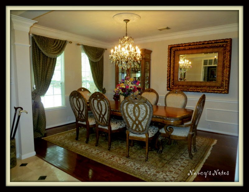 Our Dining Room~