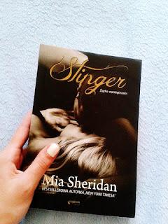 Mia Sheridan - Stinger. Żądło namiętności
