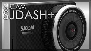 SJCAM SJDASH+ Car Dashboard Video Camera - Unboxing & Overview