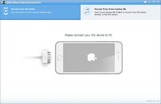 iLike iPhone Data Recovery Pro 5.9.9.9 Full Version
