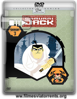 Samurai Jack 3ª Temporada Torrent - DVDRip