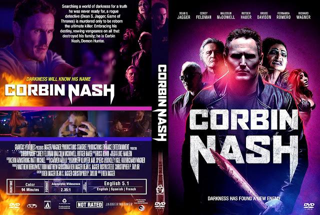 Corbin Nash DVD Cover