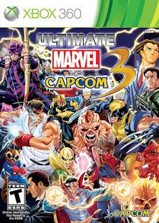 Ultimate Marvel vs Capcom 3 Xbox360 free download full version