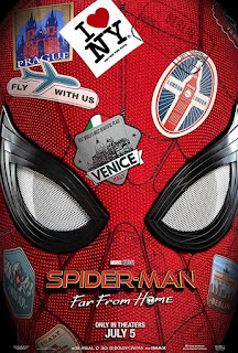 Spider-Man: Far From Home First Look Poster 1