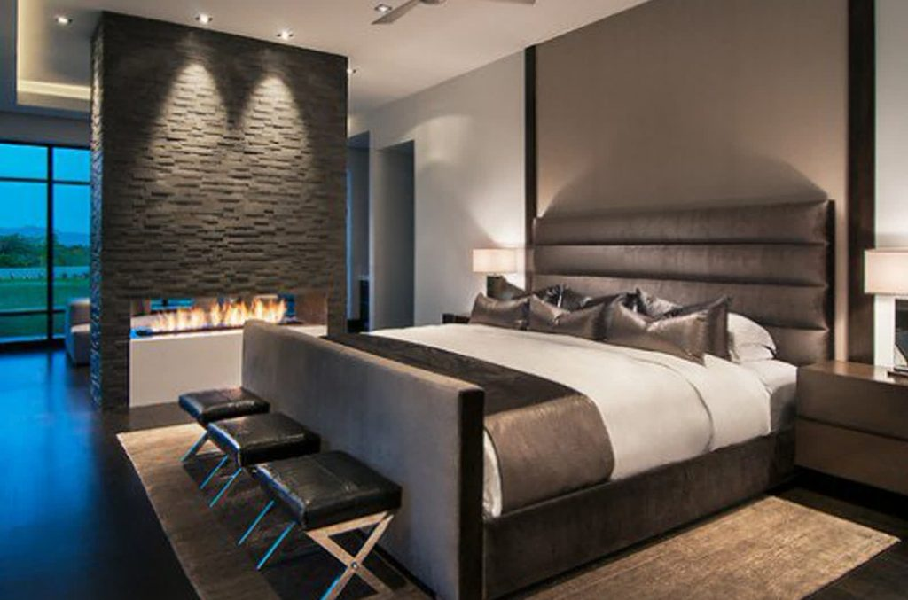20 best ideas for the wall behind the bed will have you