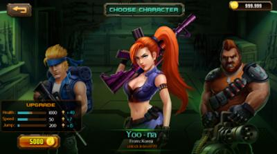 Download Metal Squad Mod Apk Gratis Terbaru di situs akozo