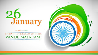Happy Republic Day 2018 Wishes, SMS Quotes, 26 January Message, Desh Bhakti SMS
