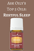 Top 5 essential oils for natural sleep assistance vetiver | Hot Pink Crunch