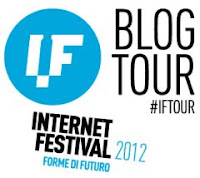 Internet Festival blog tour Pisa