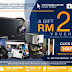 Giveaway FREE RM 20 voucher Lazada Malaysia!
