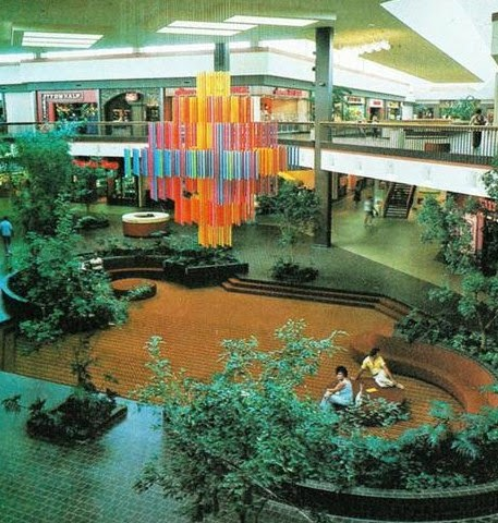 Florence Mall Old Food Court